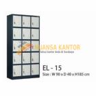 Locker Kantor Emporium EL 15