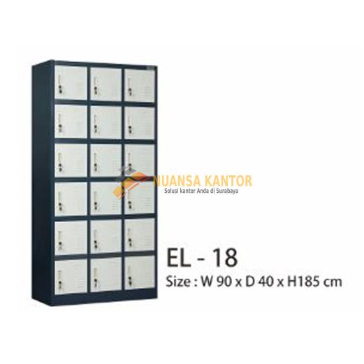 Locker Kantor Emporium EL 18