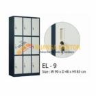 Locker Kantor Emporium EL 9