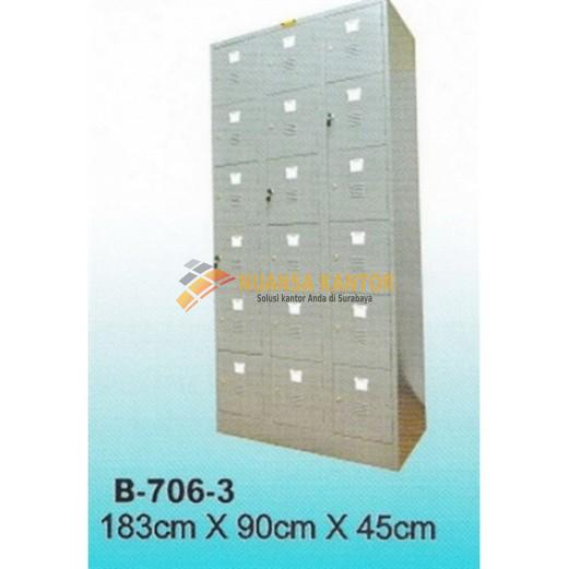 Locker Brother 18 Pintu B 706-3