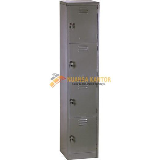 Locker Kantor Yamanaka 4 Pintu (Y-404)