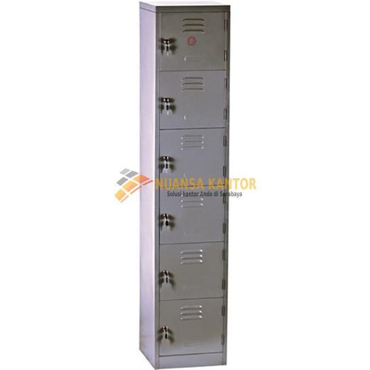 Locker Kantor Yamanaka 6 Pintu (Y-406)