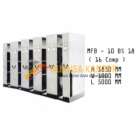 Mobile File Brother MFB – 10 BS 18 (40 Compartments)