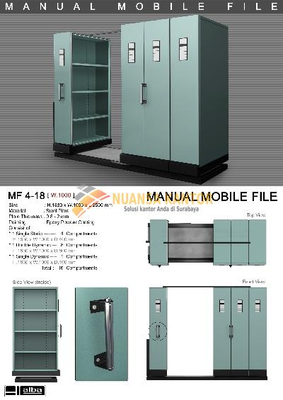 Mobile File System Manual Alba MF 4-18 (16 CPTS)