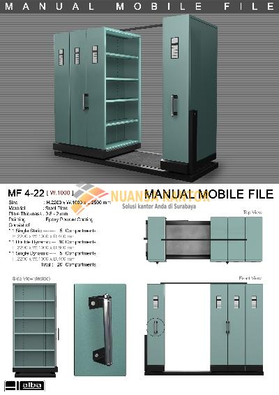 Mobile File System Manual Alba MF 4-22 (20 CPTS)