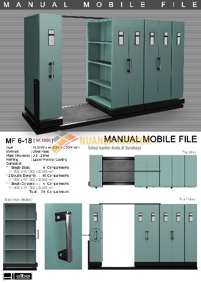 Mobile File System Manual Alba MF-6-18 (24 CPTS)