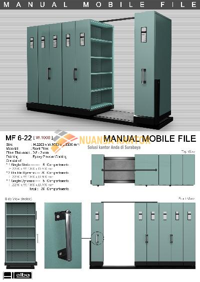 Mobile File System Manual Alba MF-6-22 (30 CPTS)