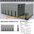 Mobile File Alba Mekanik MF AUM 3-05 ( 180 Compartments )